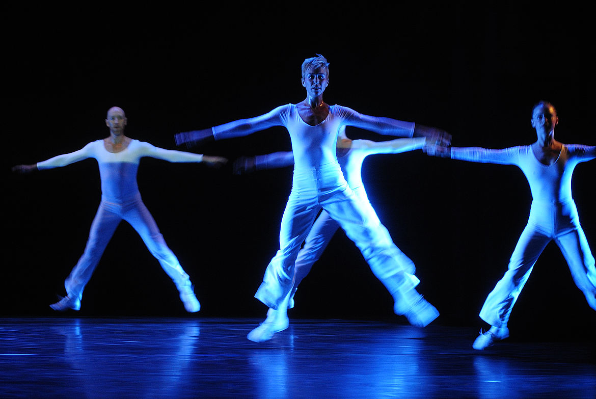 Lucinda Childs Dance Company: Dance, Tanz im August 2011, HAU1