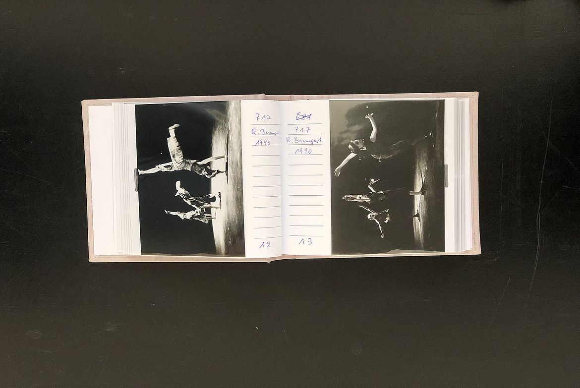 Extracts from Klaus Rabien's photo album on Tanz im August